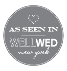 Featured on Well Wed