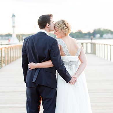 Stamford Yacht Club Wedding: